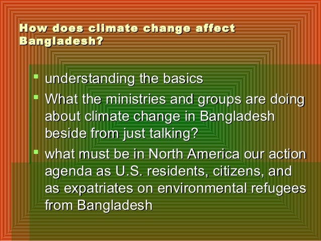 thesis on climate change in bangladesh Climate change threat agricultural production and food security in bangladesh impact of climate change on crop production raises questions about ability to.
