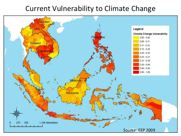 Southeast Asia Weather Map.Climate Change And Food Security In Southeast Asia Issues And Policy