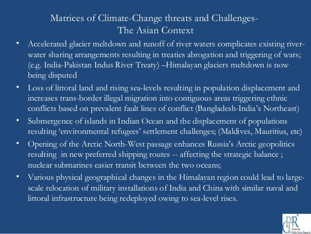 climate change and national security pdf