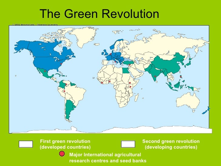 green revolution agricultural production revolution essay Second green revolution and, government schemes simplifying upsc ias to release nutrients to crops for increased sustainable production in an ecofriendly pollution free given the problems of chemical based agriculture, second green revolution is quite important that prefers.