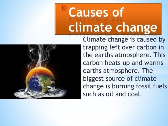 Climate change power point for Archibull Slide 2