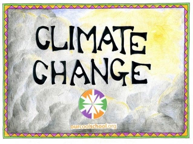 Cool Australia: Climate Change Powerpoint Presentation