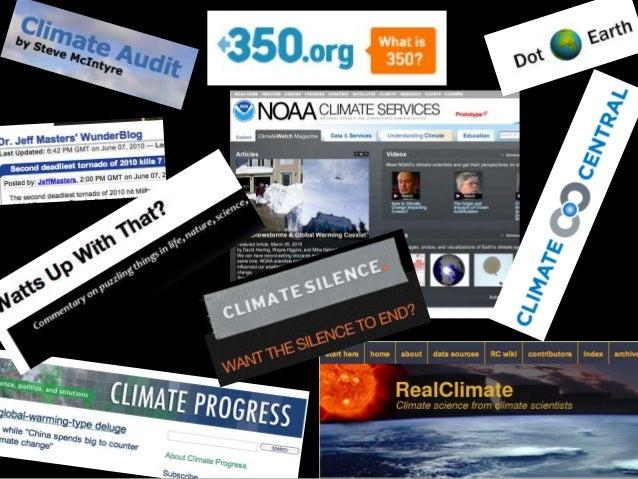 Climate Debate is Loud, Til Put in Broader Context
