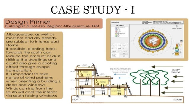 Climate Responsive Architecture 1