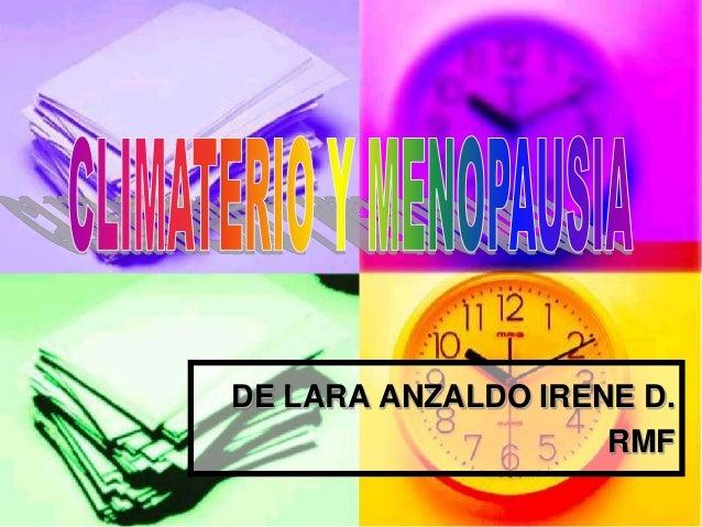DE LARA ANZALDO IRENE D.                    RMF