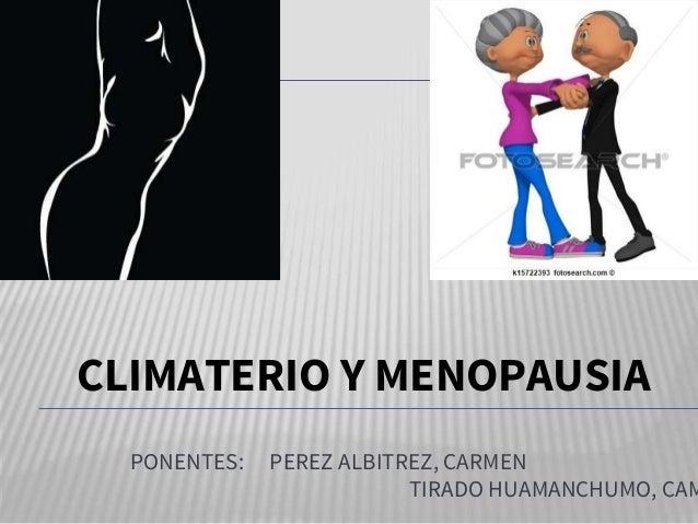 Climaterio y menopausia por alumnas de Obstetricia.pptx Slide 2
