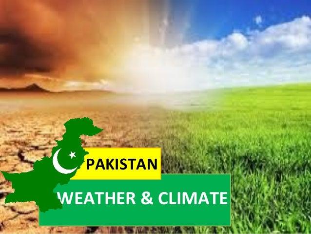 Climate - Pakistan