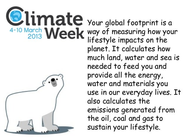 Climate week 2013 results pp