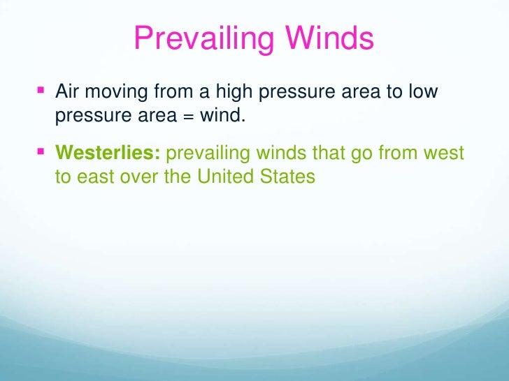 Climate zones Slide 3