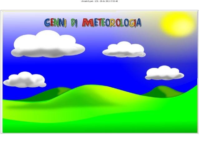 climatici2.gwb - 1/31 - 26 dic 2011 17:01:48