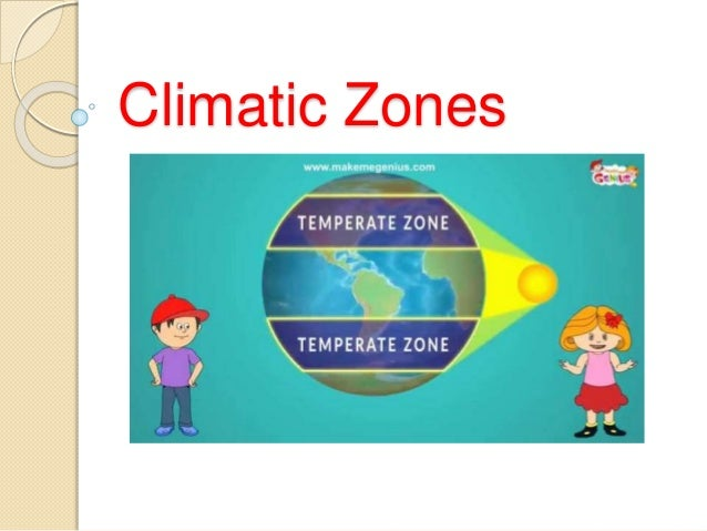 Climatic Zones