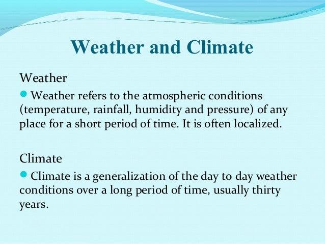 Climatic Regions Of Pakistan