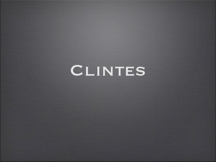 Clintes