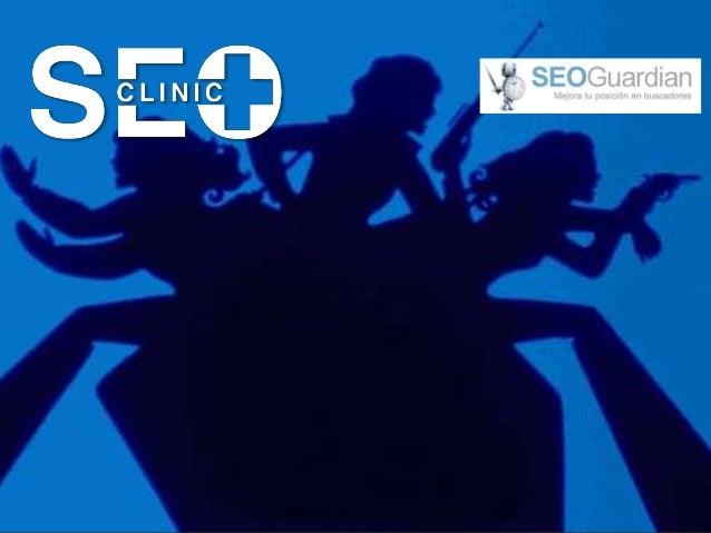 #ClinicSEO @oriolm - @arturomarimon - @jordiobdotcom