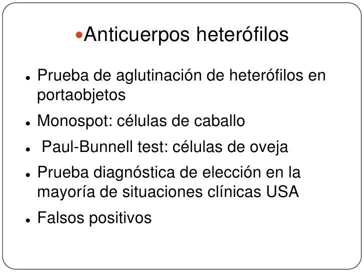 ANTICUERPOS HETEROFILOS PDF