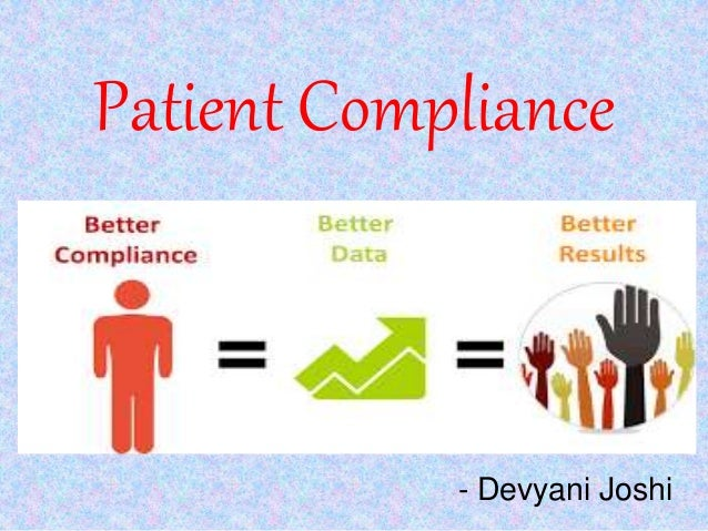 Clinical Pharmacy - Patient Compliance