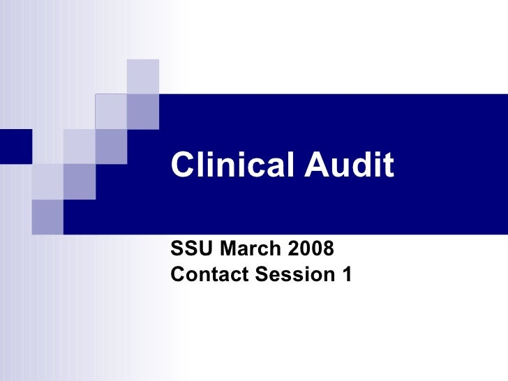 clinical audit presentation, Presentation templates