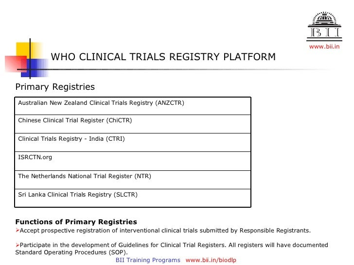 Observational Study Protocol Registration Template