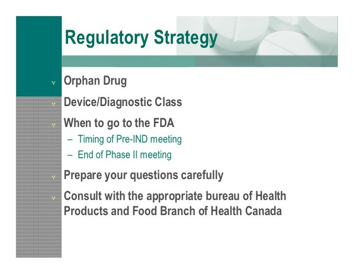 Health Products And Food Branch Health Canada