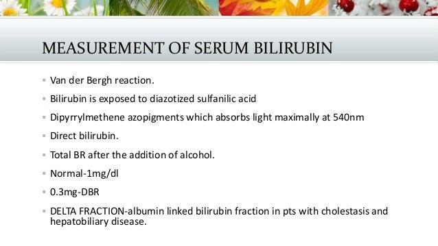 MEASUREMENT OF URINE BILIRUBIN  Unconjuated bilirubin – not found in urine.  Conjugated bilirubin filtered by the glomer...