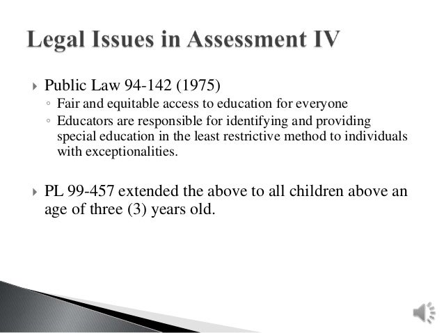 ethical issues in special education