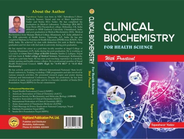 Clinical Biochemestry