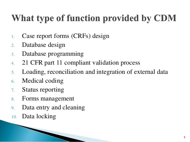 4 5 1 - Clinical Database Programmer