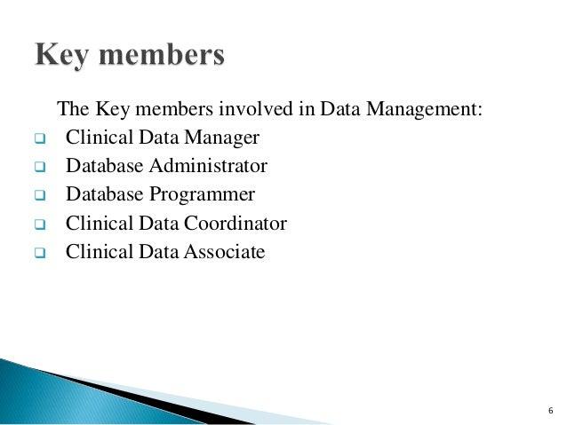 data locking 5 6 - Clinical Database Programmer