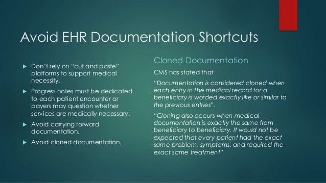 clinical documentation guidelines for icd 10 cm rh slideshare net medical records guidelines medical records guidelines