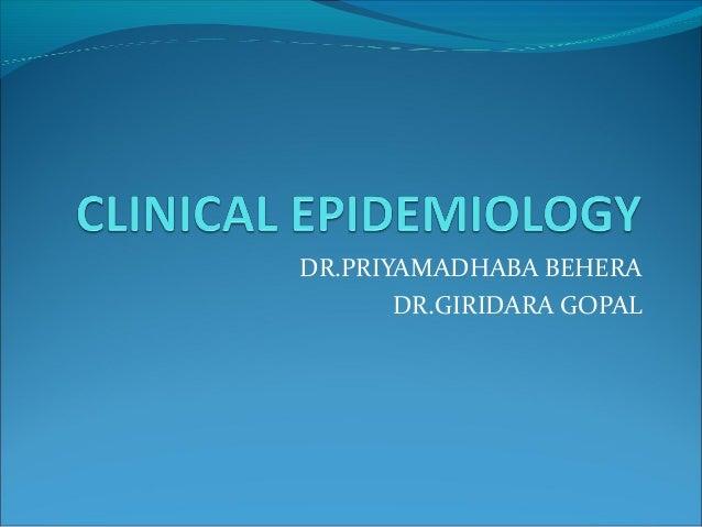 DR.PRIYAMADHABA BEHERADR.GIRIDARA GOPAL