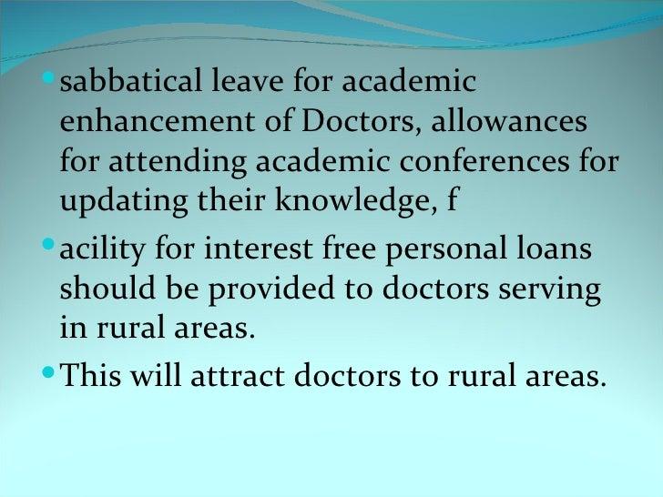 Essay on mandatory rural service for graduating doctors