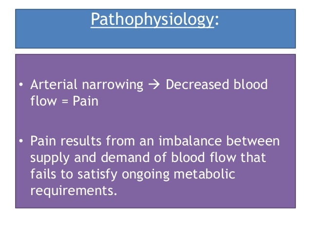 Clinical examination peripheral vascular disease Slide 3
