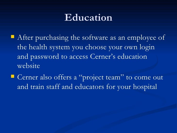 What Is Cerner EMR? A Guide to the Vendor's Solutions