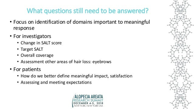 Clinical Outcome Assessments Breakout Report Slide 3