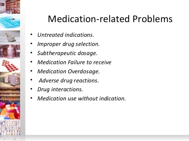 MEDICATION RELATED PROBLEMS PDF DOWNLOAD