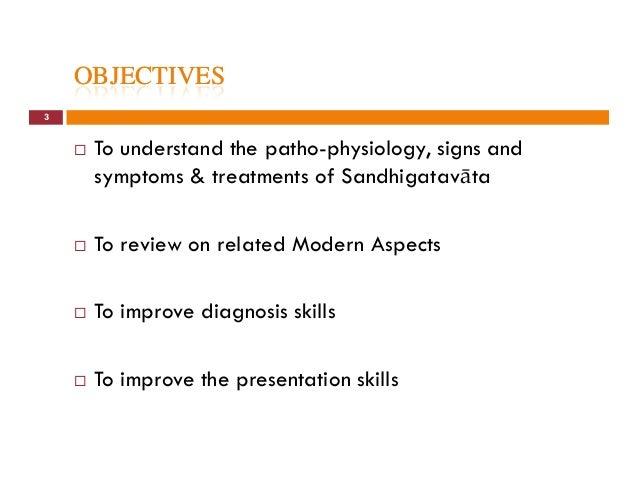 Clinical presentation on Osteoarthritis (Sandhi Gata Vata) Slide 3
