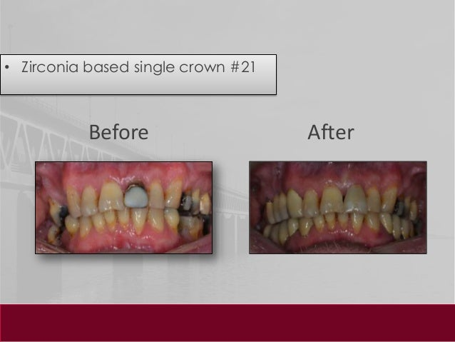 dental case presentation training