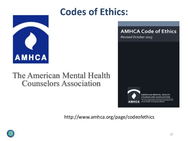 Ethical Considerations For Christian Mental Health Clinicians