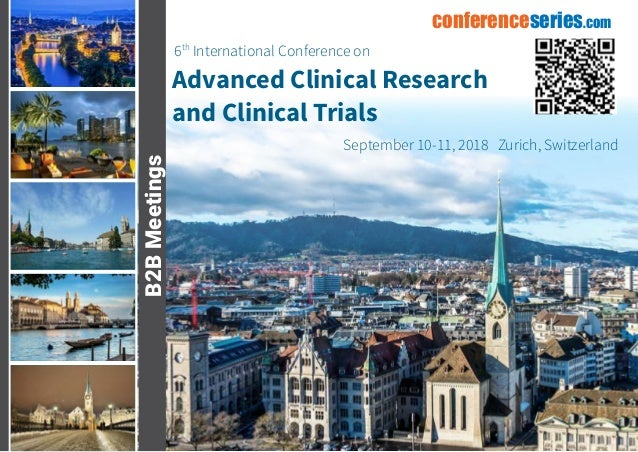 6th International Conference On Advanced Clinical Research And Trials