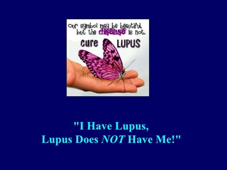 Clinical Research In Lupus By Dr Meggan Mackay