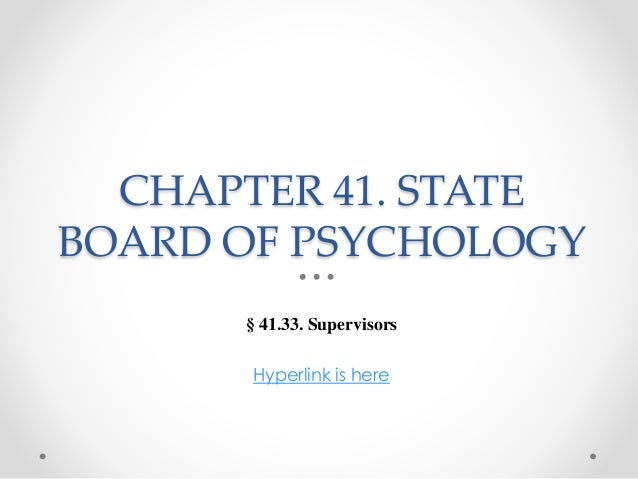 5 1 competency guidelines psychology