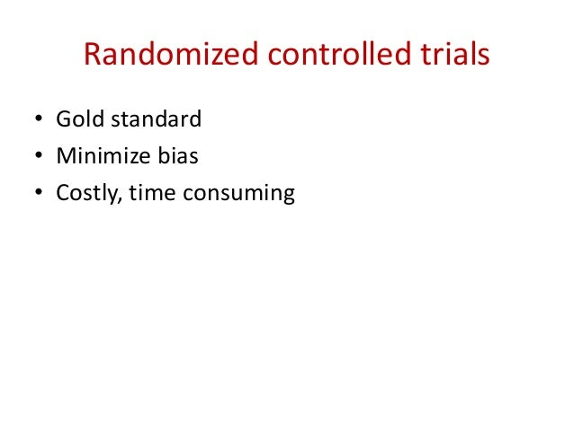 Allocation Concealment • Preventing next assignment in clinical trial from being known • procedure for protecting randomiz...