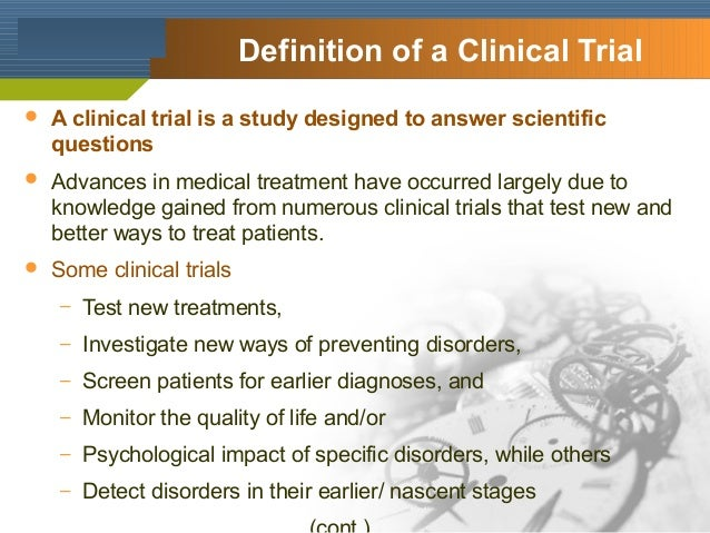Covered Clinical Study [Food and Drugs] Law and Legal ...