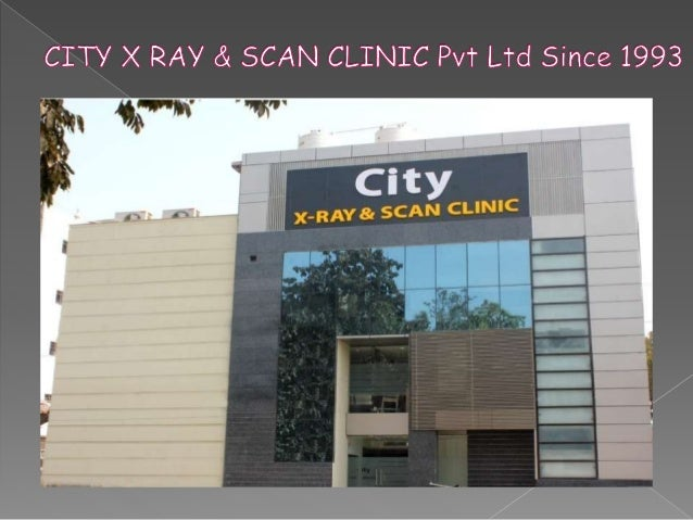 """Vision """"City X Ray & Scan Clinic- Always ahead with Technology"""" : To use multi disciplinary approach with ethical practice..."""