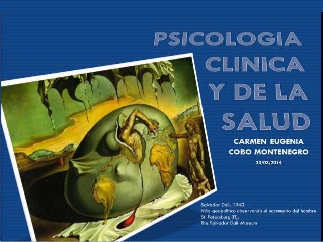 INDICE o INTRODUCCION A LA PSICOLOGIA CLINICA Y DE LA SALUD  ¿LO CLINICO? ¿LA SALUD?  GENERALIDADES SOBRE LA PSICOLOGIA ...