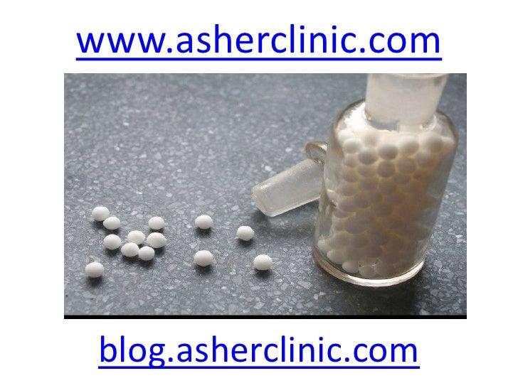 www.asherclinic.com<br />blog.asherclinic.com<br />
