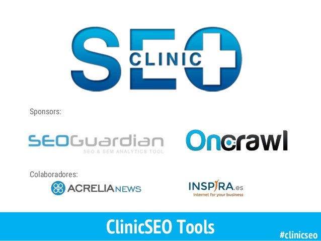 Sponsors: ClinicSEO Tools Colaboradores: #clinicseo