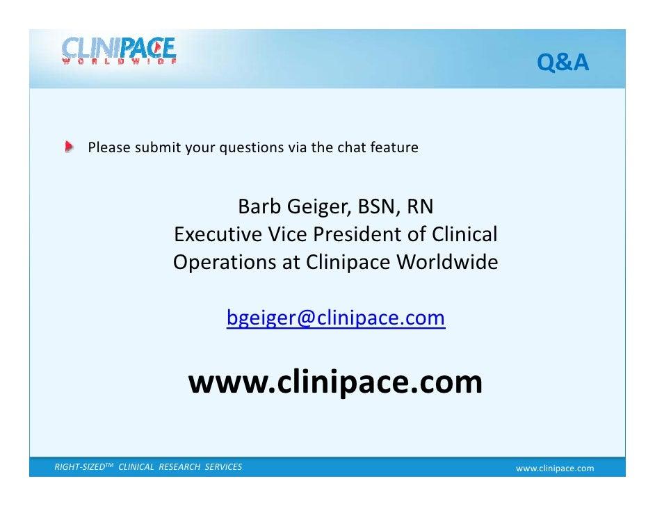 Clinipace worldwide: Conducting Clinical Trials in Latin America