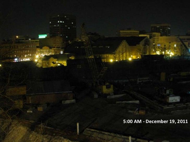 5:00 AM - December 19, 2011