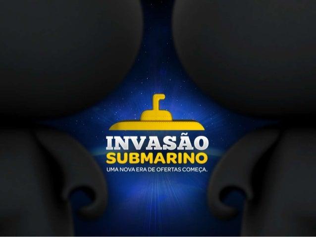 Clipagem Web Invasão Submarino 2013